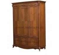 Шкаф для одежды трехдверный Carpenter 2609000