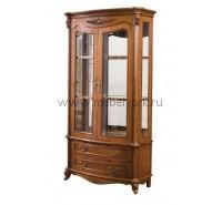 Шкаф со стеклянными дверцами Carpenter 2617300