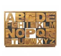 Комод Alphabeto AL01