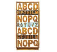 Комод вертикальный Alphabeto AN09/1