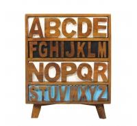 Комод Alphabeto RE032
