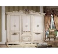Шкаф для одежды шестидверный Мадрид 8950