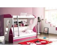 Кровать двухъярусная Романо