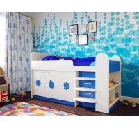 Кровать для мальчика Аллегро