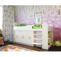 Кровать для девочек Аллегро