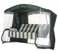 Садовые качели Milan premium (Green)