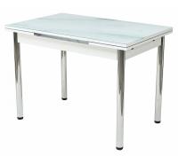Стол обеденный White Marble 4001 (White)