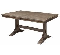 Стол обеденный LT T18577 (Wire Brush Grey)