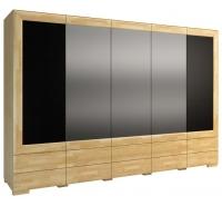 Шкаф пятидверный Rossano 5D