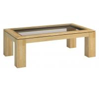 Стол журнальный Rossano 1200 (стекло)