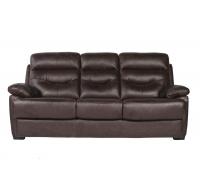 Диван-кровать трехместный 4703BRL (Dark Brown)