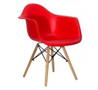 Стул с подлокотниками Eames DAW (Red)