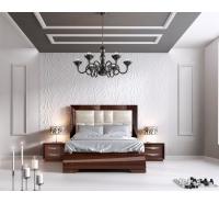 Кровать Franco Carmen 1031 (Dark Walnut)