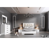 Набор мебели для спален Franco Carmen (White)