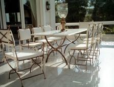 Садовые стулья, кресла