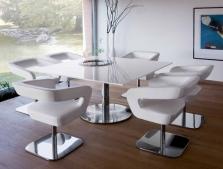 Обеденные столы в современном стиле