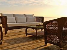 Садовые диваны, кресла
