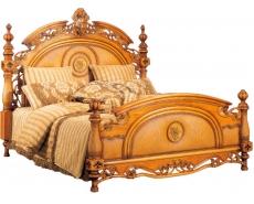 Кровать Alexander (Cognac)