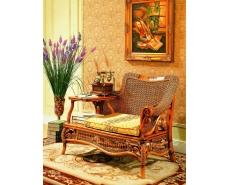 Кресло телефонное Victoria (Cognac)