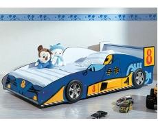Кровать-машина Milli Villi-08 Blue