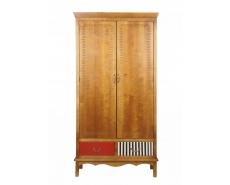 Шкаф двухдверный Gouache Birch M10527ETG