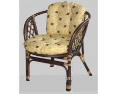 Кресло BAHAMA ER-077-1-2tb (орех)