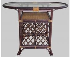 Стол для завтрака Honeymoon ER-116-2 (Орех)