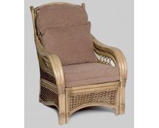 Кресло Morton PRU-2424-01RLS-nat