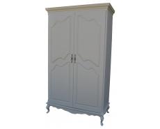 Шкаф двухдверный Provence 03008