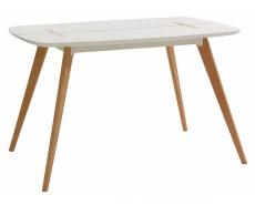 Стол обеденный Oxalis 120 (White)