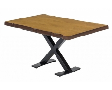 Стол обеденный Elma 150 (Maroon Trunk)