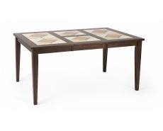 Стол обеденный с плиткой LT T13285 (Honey Oak)