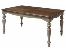 Стол обеденный LT T18331 (Milky Grey)