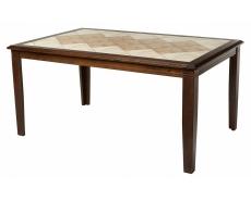 Стол обеденный с плиткой LT T09212HO (Honey Oak)