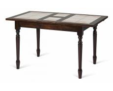 Стол обеденный с плиткой T13300 (Cappuccino)