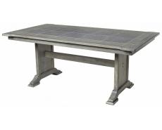 Стол обеденный с плиткой T17367 (Grey)