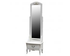 Зеркало напольное White Rose F6630