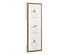 Часы тройные вертикальные Beatrice