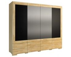 Шкаф четырехдверный Rossano 4D