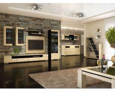 Мебель для гостиных комнат Rossano 2 (Bianca)