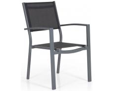Кресло обеденное Leone 4211-80-7 (Black)
