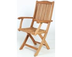 Кресло складное Filippa 10705 (Nature)