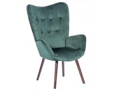 Кресло Гранд Kas Velvet (Green)