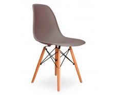 Стул Eames DSW (Dark Gray)