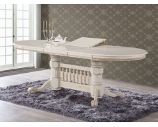 Стол обеденный NV 3411 EXT (DE65) Белый антик
