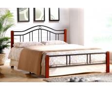 Кровать односпальная AT-9109 (Oak)
