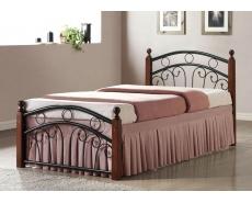 Кровать односпальная AT-9139 (Oak)