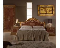 Кровать Дженнифер люкс (walnut)