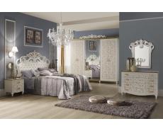 Спальня Изабелла (White+Gold)