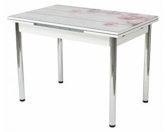 Стол обеденный Gul 4001 (White Rose)